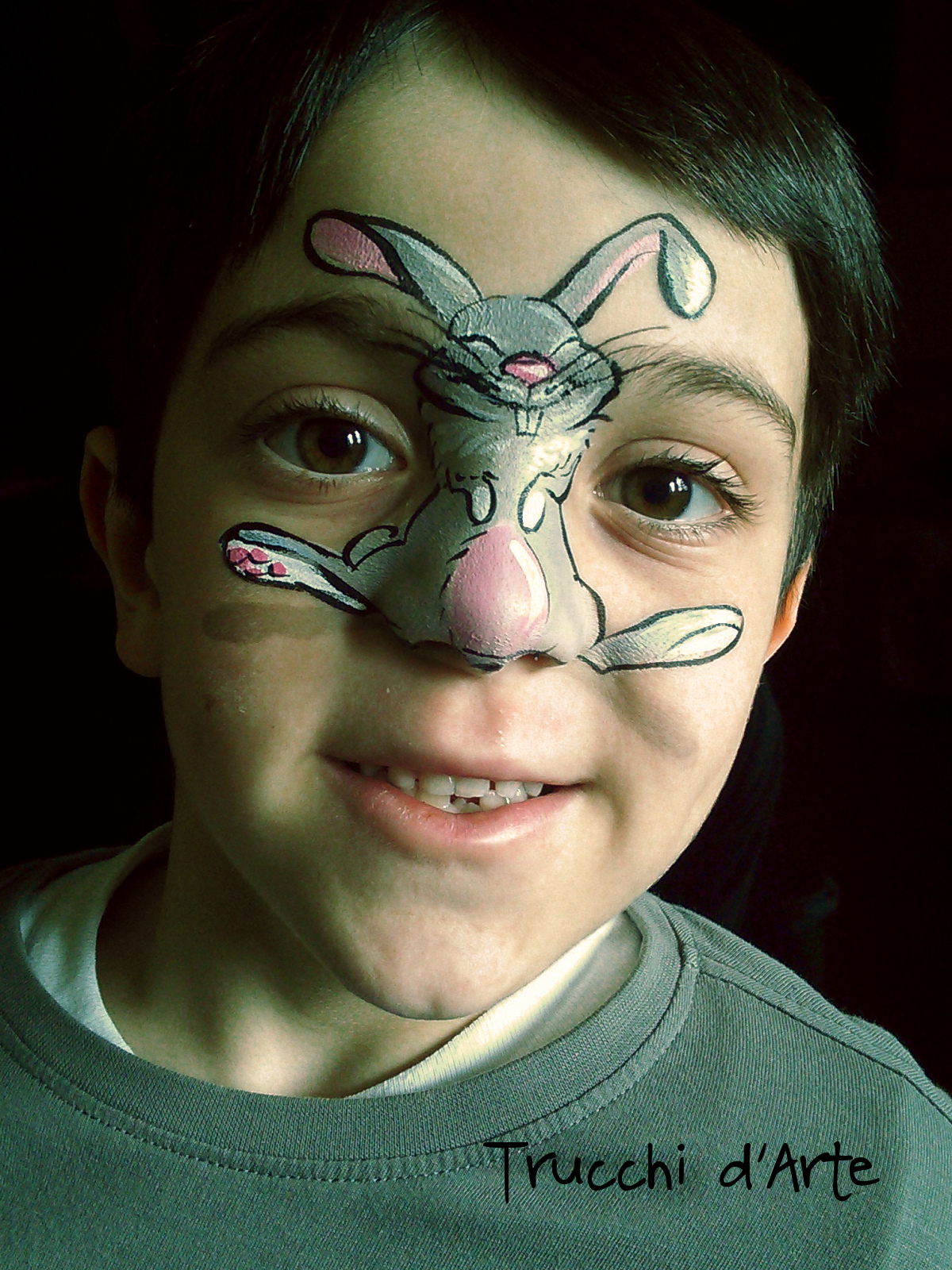 Super Bunny PP2 - Trucchi d'Arte FC74